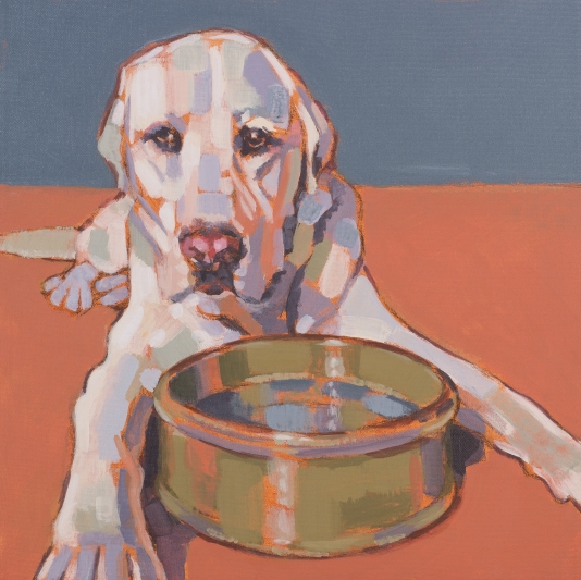 Stanley Water Bowl - by Kim Bailey